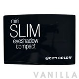 City Color Mini Slim Eye Shadow Palette