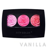 City Color Rose Lip Color Trio