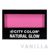 City Color Natural Glow Single Tone Blush