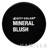City Color Mineral Blush Powder