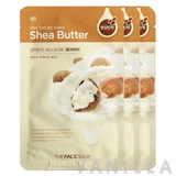 The Face Shop Real Nature Mask Shea Butter