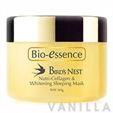 Bio-essence Bird's Nest Nutri-collagen & Whitening Sleeping Mask