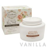Becky Russell Natural Beauty Night Cream