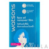 Watsons Face Oil Remover Film