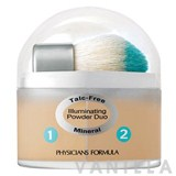 Physicians Formula Mineral Wear Talc-Free Mineral Illuminating Powder Duo SPF16