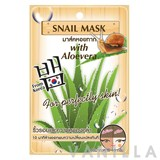 Fuji Cream Snail Mask With Aloevera