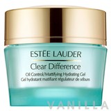 Estee Lauder Clear Difference Oil-Control/Mattifying Aqua Gel