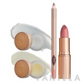Charlotte Tilbury Prep, Prime, Colour & Kiss Kit
