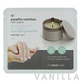 The Face Shop Paraffin Nutrition Nail Pack