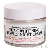 Chamos Acaci Vita-C Brightening Perfect Night Cream