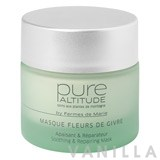 Pure Altitude By Fermes De Marie Soothing & Repairing Mask