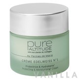Pure Altitude By Fermes De Marie Protecting & Moisturising Cream