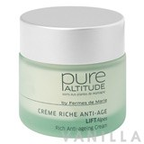 Pure Altitude By Fermes De Marie Rich Anti-Ageing Cream