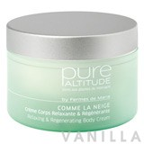 Pure Altitude By Ferms De Marie Relaxing & Regenerating Body Cream
