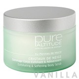 Pure Altitude By Fermes De Marie Exfoliating & Softening