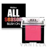 Mistine All Season Blush On