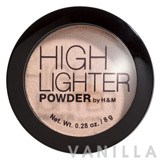 H&M Highlighter Powder