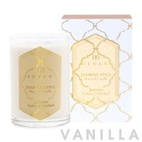 Jevah Jasmine Spell Aroma Natural Candle