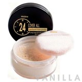 Mistine Cover All Translucent Loose Powder