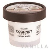 Scentio Coconut &Co-Q10 Facial Mask