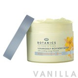 Boots Botanics Mediterranean Eden Luxuriously Rich Body Butter