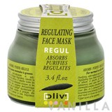 La Claree Oliv' Regulating Face Mask Regul