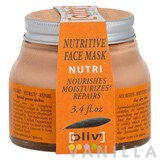 La Claree Oliv' Nutritive Face Mask Nutri