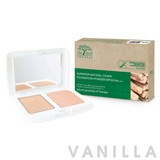 De Leaf Superior Natural Cover Foundation Powder SPF20 PA+++