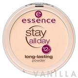 Essence Stay All Day Long-Lasting Powder