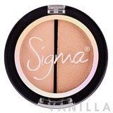 Sigma Brow Highlight Duo