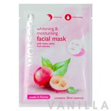 Watsons Oil Control & Moisturising Facial Mask with Camu Camu Fruit Extract