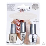 Depend French Manicure
