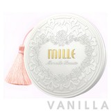 Mille Super Whitening Rose Pact SPF48 PA++