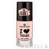 Essence I love Trends Nail Polish The Nudes