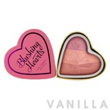 Make Up Revolution I ♡ Makeup Blushing Hearts