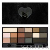Make Up Revolution I ♡ Makeup Black Velvet Palette