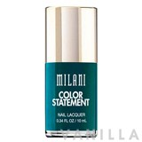 Milani Badazzled Color Statement Nail Laquer