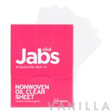 Jabs Nonwoven Oil Clear Sheet