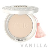 Mille Super Whitening Gold Rose Pact SPF48 PA++