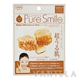 Pure Smile Royal Jelly Essence Mask