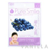 Pure Smile Grape Essence Mask