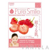 Pure Smile Strawberry Essence Mask