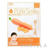 Pure Smile Carrot Essence Mask