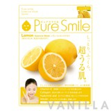 Pure Smile Lemon Essence Mask