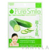 Pure Smile Cucumber Essence Mask