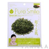Pure Smile Green Tea Essence Mask