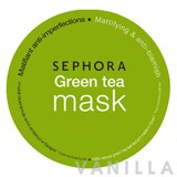 Sephora Green Tea Mask