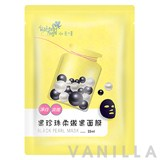 Water Angel Black Pearl Mask
