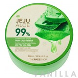 The Face Shop Jeju Aloe 99% Fresh Soothing Gel