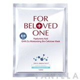 For Beloved One Hyaluronic Acid GHK-Cu Moisturising Bio-Cellulose Mask